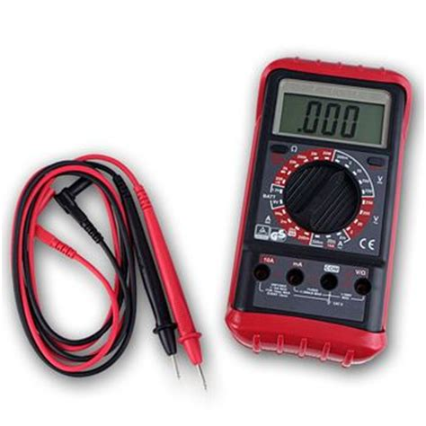 digital multimeter quot check 202 quot lcd display continuity