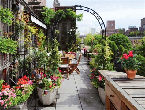rooftop gardens one coffee table book reveals new york city s breathtaking elaborate rooftop gardens