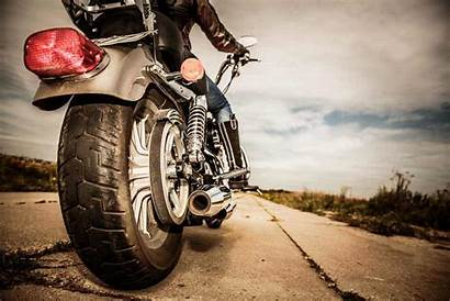 Motorcycle Reverse Riding Rear Biker Does Reversing