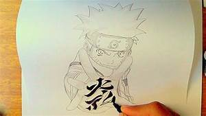 Dibujo De Naruto Shipuden