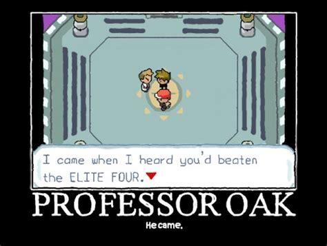 Pokemon Memes Professor Oak - pokemon meme professor oak