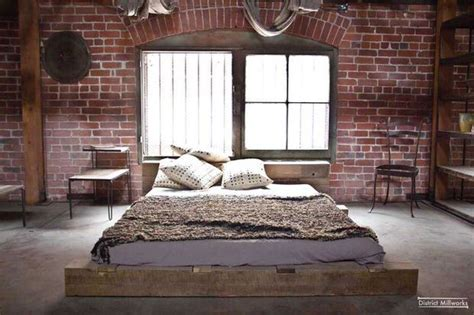 bedroom decor rustic design style how to get it right Industrial