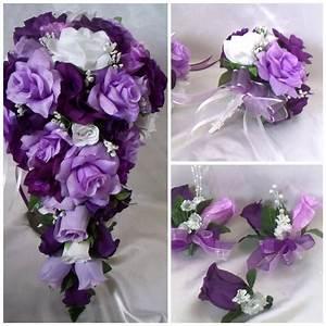 Wedding Bridal ... Silk Flowers