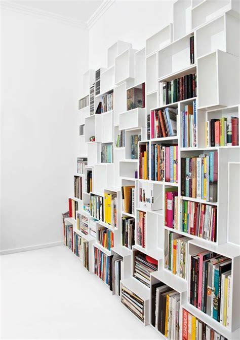 Designs Créatifs De Meuble Bibliothèque