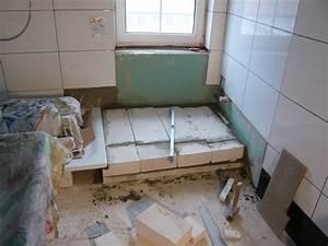 Duschtasse Ebenerdig Einbauen : duschwanne setzen finest duschwanne einbau sealskin ~ Michelbontemps.com Haus und Dekorationen