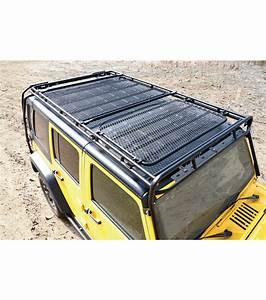 Jeep Jku 4door Stealth Rack U00b7 Multi-light Setup