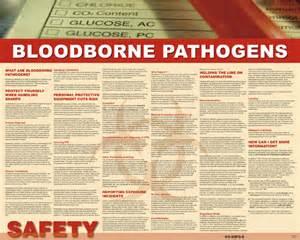 Workplace Safety Bloodborne Pathogens