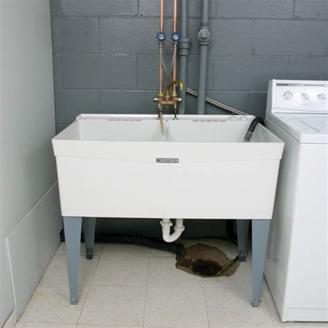 Big Tub Utility Sink