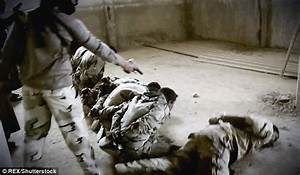 ISIS video shows the brutal executions of victims ...
