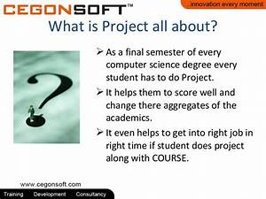 MCA Projects topics,Btech final year projects,Final year ...