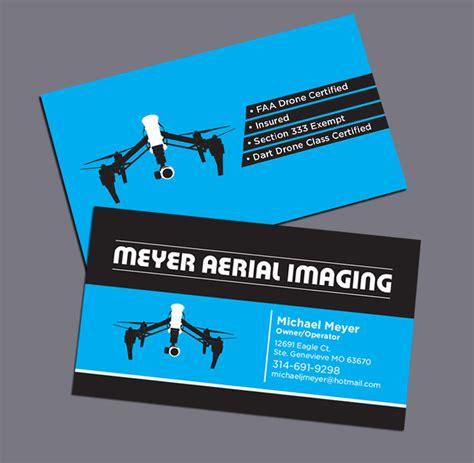 modern business business card design  meyer