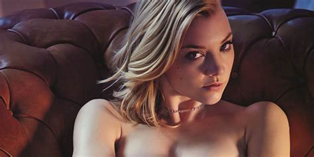 #Game #Of #Thrones' #Star #Natalie #Dormer #Poses #Topless #For #Gq