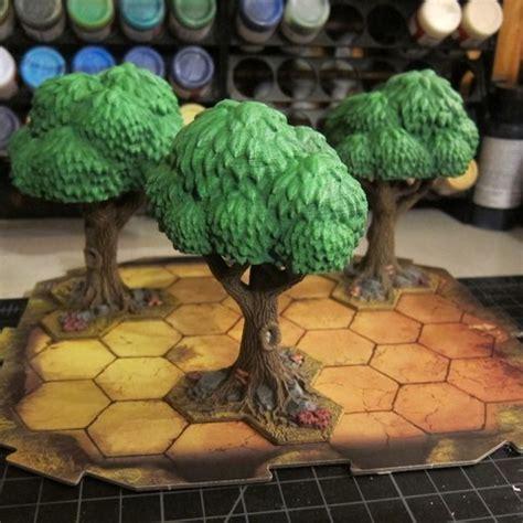 printer templates tree  gloomhaven cults