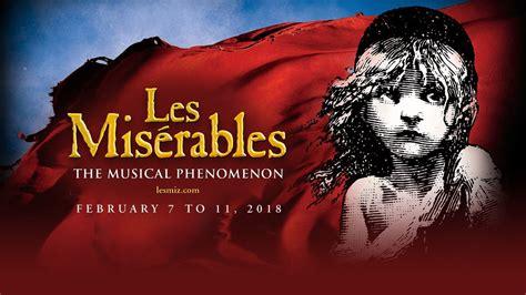les miserables 2 a les misérables montreal theatre hub