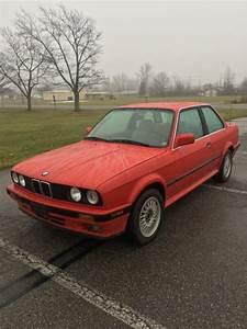 Bmw 325ix : 1989 bmw 325ix e30 96707 miles brilliant red coupe i6 manual awd classic bmw 3 series ~ Gottalentnigeria.com Avis de Voitures