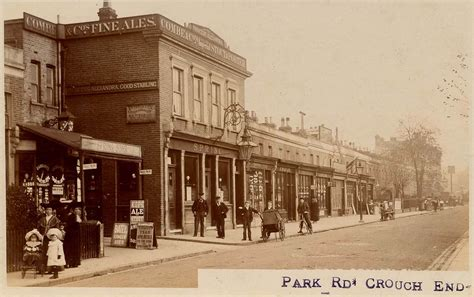 Crouch End Postcards Hornsey Historical Society