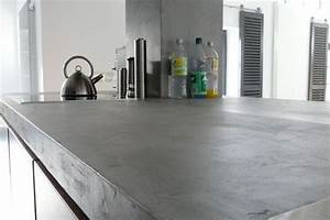 Arbeitsplatte Küche Betonoptik : beton cire f r w nde b den treppen arbeitsplatten nice pinterest beton cire ~ Sanjose-hotels-ca.com Haus und Dekorationen