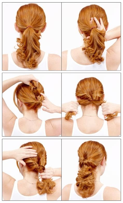easy hairstyles for home 30 gorgeous easy hairstyles to try now the wow style
