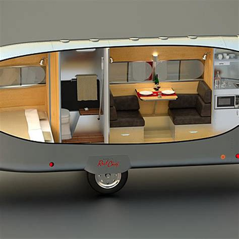 Bowlus Road Chief Pricing by Predating Airstream The Bowlus Road Chief Luxury Trailer