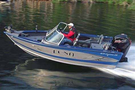 Lund Boats Coldwater Mi by 2017 New Lund 1675 Crossover Xs Ski And Fish Boat For Sale