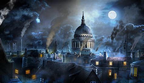game backgrounds sherlock holmes lost detective  behance