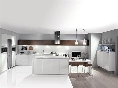 hauteur meubles cuisine une cuisine sans meuble haut