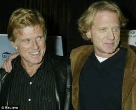 How ulcerative colitis almost killed Robert Redford¿s son