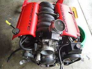 Complete Ls1 Engine  2001 Camaro  - Ls1tech