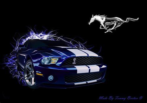 1969 Ford Mustang Boss 429 Wallpaper