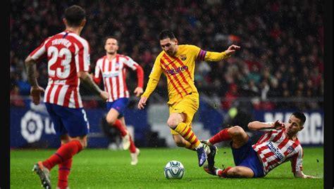 Prediksi Atletico Madrid vs Barcelona, Catatan Gol dan ...