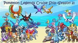 pokemon legends images