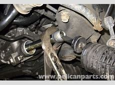 BMW Z3 Tie Rod End Replacement 19962002 Pelican Parts