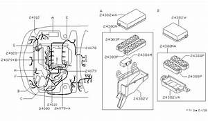 Fuse Box Diagram 1996 Nissan Maxima Keyles Entry