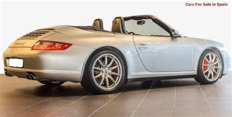 Porsche 911 carrera 4s cabriolet awd for sale. 2007 Porsche 911 997 Carrera 4S Cabriolet convertible sports - Cars for sale in Spain