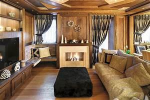 Una Casa In Montagna Ristrutturata Tra Stile Tradizionale