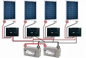 Régulateur Pour Panneau Solaire : sh ma de montage panneau solaire r gulateur de charge etc ~ Medecine-chirurgie-esthetiques.com Avis de Voitures