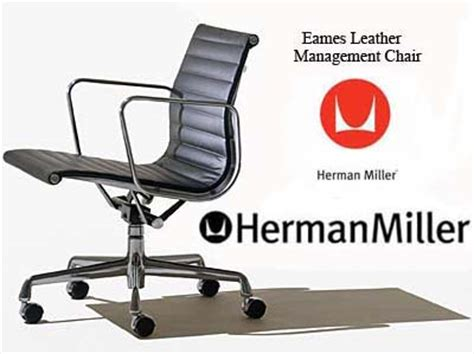 herman miller setu chair brochure eames aluminum management office task desk chairs by