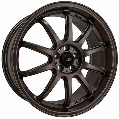 Bronze Satin Clutch Wheels Powdercoat 4wheelonline