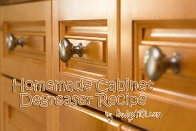 kitchen cabinet grease remover cabinet grease remover 1 4 cup baking soda 1 cup ammonia 5432