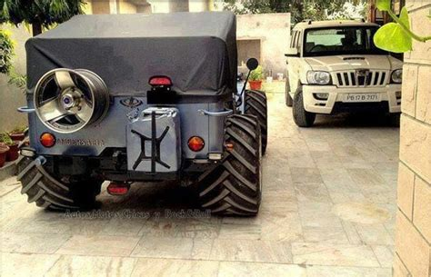 Modified Open Jeep Punjab !!