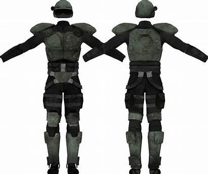 Armor Fallout Combat Reinforced Vegas Van Buren