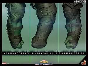 Hot Toys Thor: Ragnarok Gladiator Hulk Update - The Toyark ...