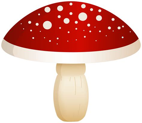 • the user instructions link is in the file. Red Mushroom With White Dots PNG Clip Art - Best WEB Clipart