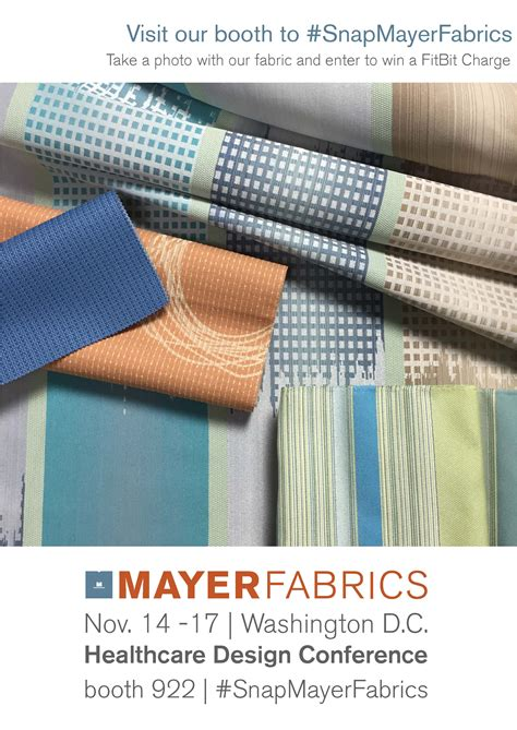 healthcare design conference healthcare design conference mayer fabrics