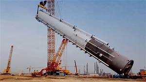 The Largest Crawler Crane In The World   Work  A Product