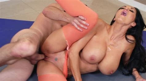 After Yoga Hardcore Sex With Busty Ava Addams Pornid Xxx
