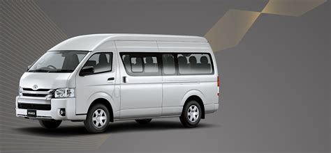 Gambar Mobil Toyota Hiace by 12 Dealer Toyota Nasmoco Mlati Jogja