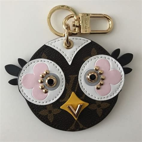 louis vuitton accessories lv lovely birds charm keychain