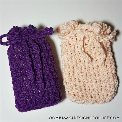 special soap saver bags allfreecrochetcom