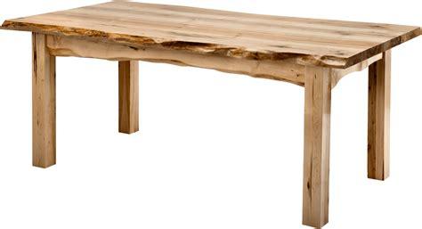 table de en bois la classique les ateliers bois de fer